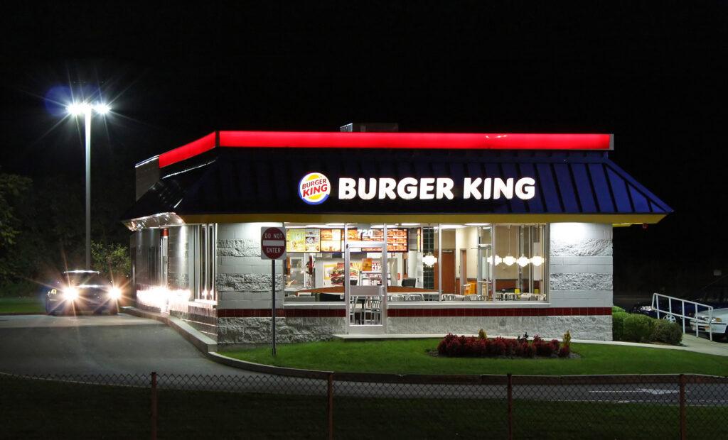 Elizabeth Nimni Burger King