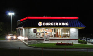 Elizabeth Nimni Burger King